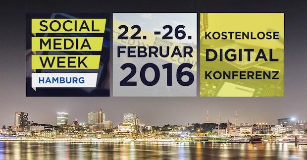 Photo of Social Media Week Hamburg