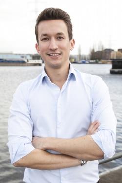 William Riegger (Gesellschafter und Sales Lead inSocial Media) - Quelle: inSocial Media