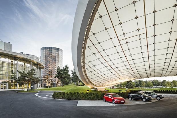 Bild von Autostadt mit Besucherrekord im Jahr 2015