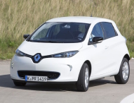 Renault ist Europas Nummer eins bei den Elektrofahrzeugen