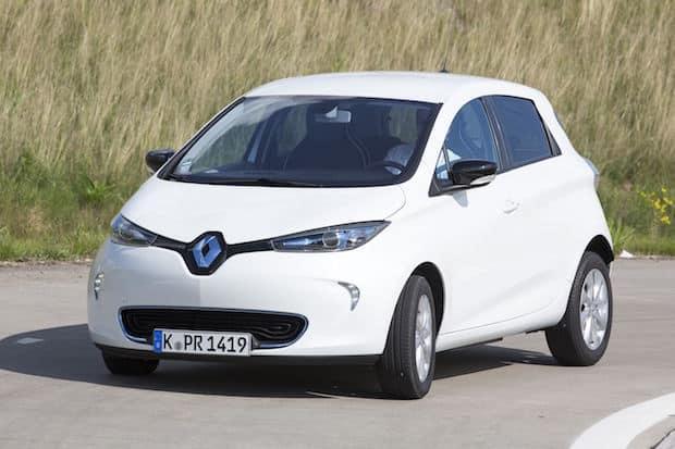 Bild von Renault ist Europas Nummer eins bei den Elektrofahrzeugen