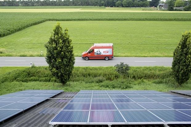 Bild von E.ON verstärkt Solar-Geschäft: Betrieb und Wartung von Photovoltaikanlagen wird ausgebaut