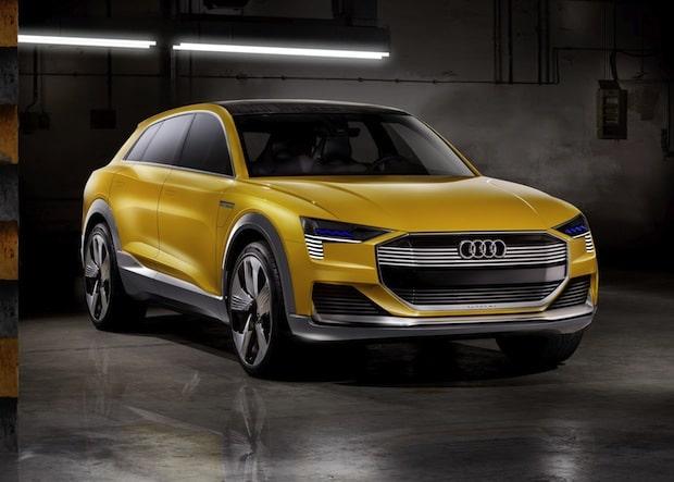Bild von Sportlich, effizient und rundum vernetzt – Audi auf der NAIAS 2016
