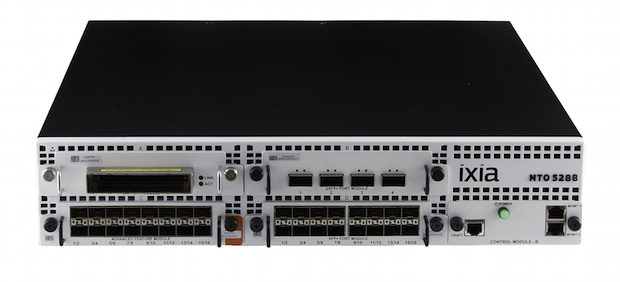 Bild von Tolly Group testet Ixia NTO 5288 ohne jeden Paketverlust