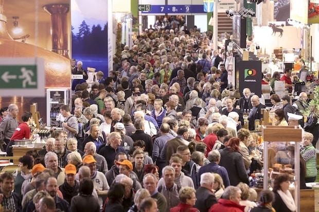 Bild von Abschlußbericht Grüne Woche 2016: Leitmesse der Agrarwirtschaft bilanziert erfolgreiche Geburtstagsausgabe