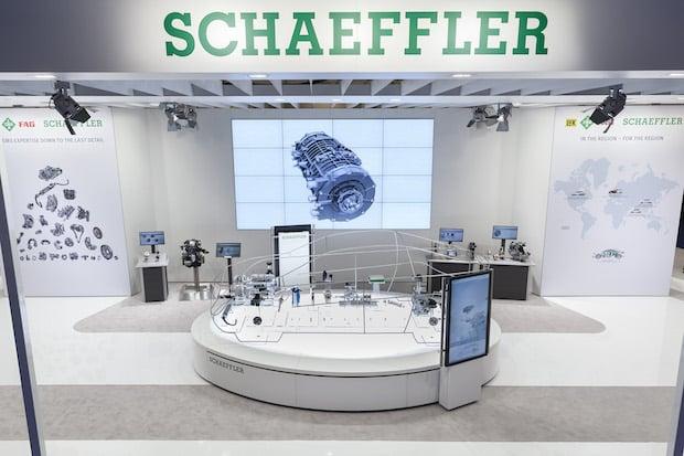 Photo of Schaeffler auf der North American International Auto Show 2016