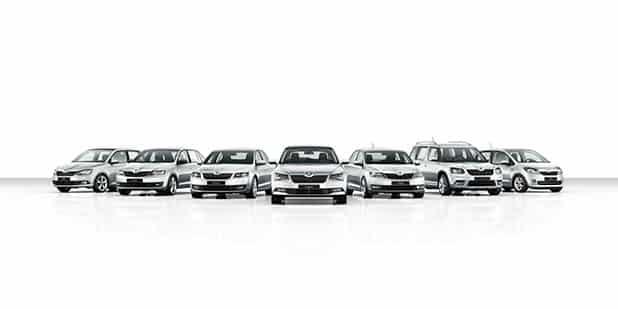 Bild von Rekordjahr 2015: SKODA liefert 1,06 Millionen Fahrzeuge aus