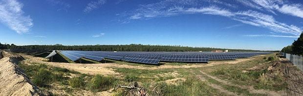 Photo of Stadtwerke-Kooperation übernimmt Solarpark Pritzen