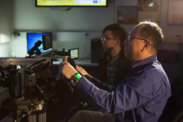 """Bild von Neues Ford-Forschungslabor zur Integration von """"Wearables"""" ins Fahrzeug gegründet"""