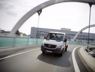 Das Mercedes-Benz Vans Werk in Ludwigsfelde wird 25!