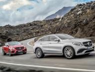 Mercedes-Benz startet mit zweistelligem Wachstum in das Jahr 2016