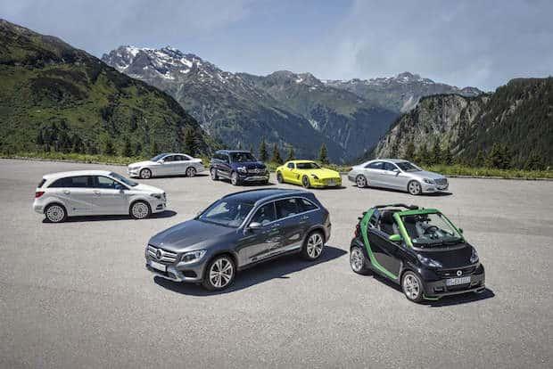 Bild von Daimler macht Elektromobilität zur Chefsache