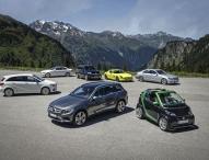 Daimler macht Elektromobilität zur Chefsache