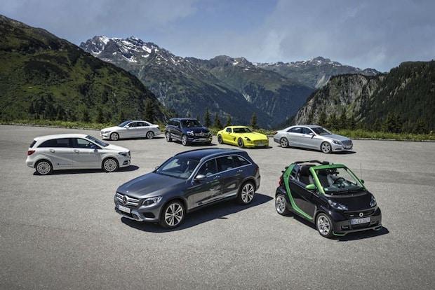 Photo of Daimler macht Elektromobilität zur Chefsache