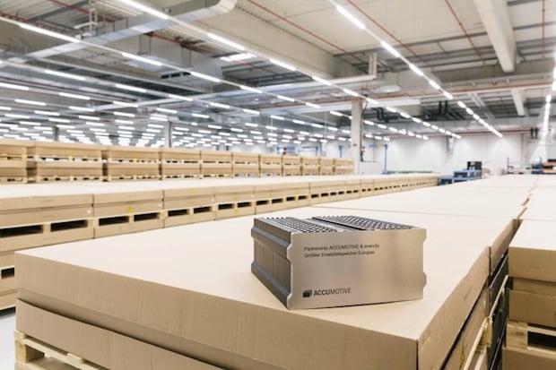 Photo of Daimler und enercity machen Ersatzteillager zum Energiespeicher