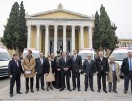 ASB bringt fünf Krankenwagen nach Griechenland