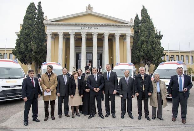Photo of ASB bringt fünf Krankenwagen nach Griechenland