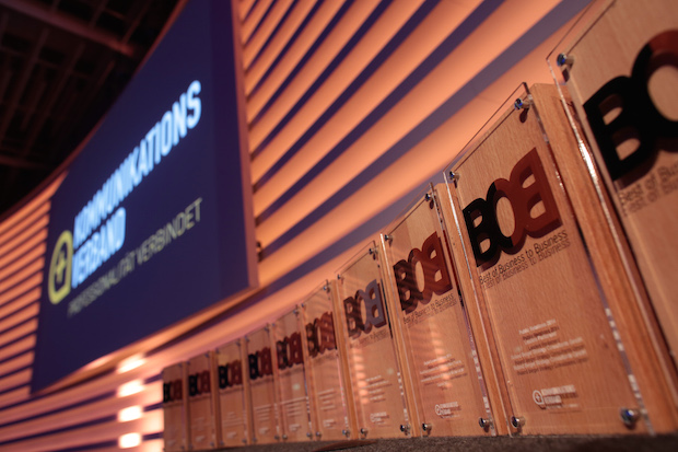"Bild von BoB Best of ""Business-to-Business"" Communication Award 2015"