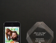 "IQ mobile gewinnt ""Show your App""-Award 2016"