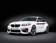 Umfangreiches neues Sortiment an BMW M