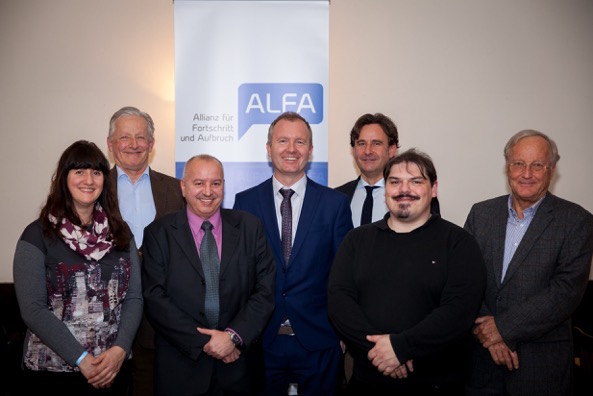 Bild von ALFA gründet Bezirksverband München
