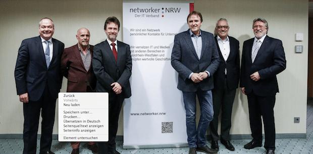 Photo of eco und networker NRW: gemeinsam stark