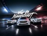 """""""Vive La Mannschaft"""": Mercedes-Benz startet Kampagne zur Europameisterschaft in Frankreich"""