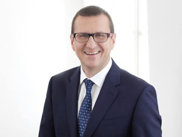 Christian Nemeth (47), Mitglied des Vorstandes Wien-Salzburg, der Zürcher Kantonalbank Österreich AG - Foto: Zürcher Kantonalbank Österreich AG.