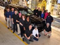 Mercedes-Benz Werk Tuscaloosa startet die Produktion des neuen GLS