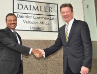 Daimler eröffnet zwei neue Regionalzentren für Nutzfahrzeuge