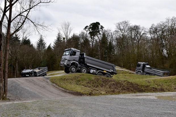 Photo of Mercedes-Benz ProfiTraining: Von Profis für Profis