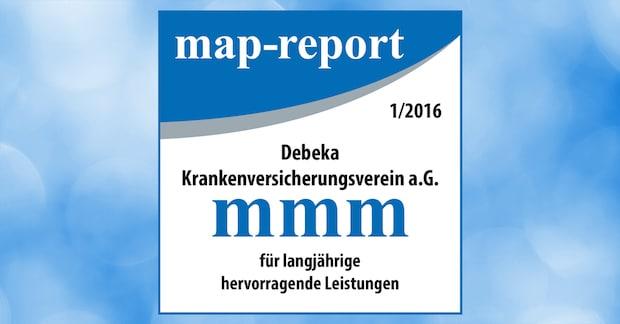Photo of Die Debeka verteidigt erneut die Position als bester privater Krankenversicherer