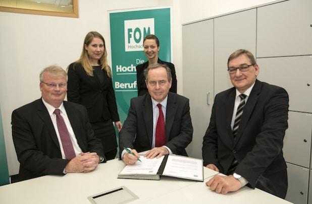 Quelle: FOM Hochschule/echolot pr GmbH & Co. KG/ LDT Nagold