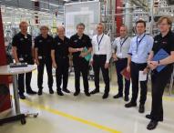 Die Fabrik des Jahres-Auszeichnungen für Diehl und Bosch