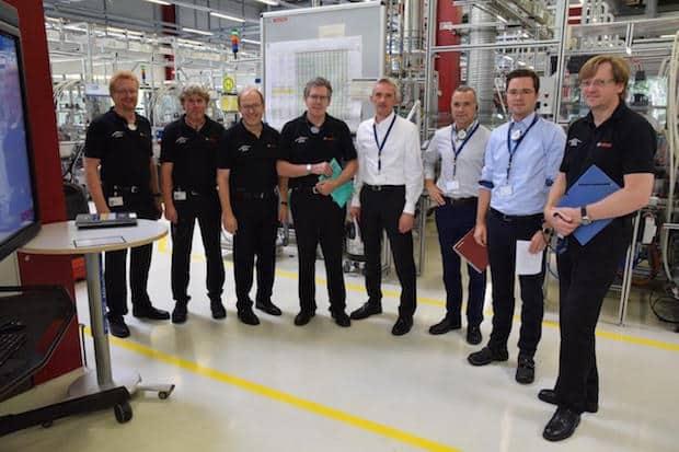 Photo of Die Fabrik des Jahres-Auszeichnungen für Diehl und Bosch