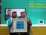 """Gewinner der von Ford ausgelobten """"Smart-Mobility Game Challenge"""""""