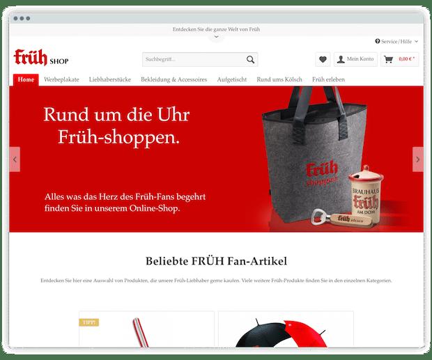 Photo of Früh Kölsch setzt auf Shopware