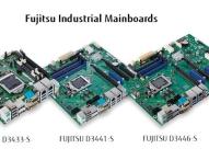 Fujitsu zeigt neue Industriemainboards mit umfangreichem Zubehör
