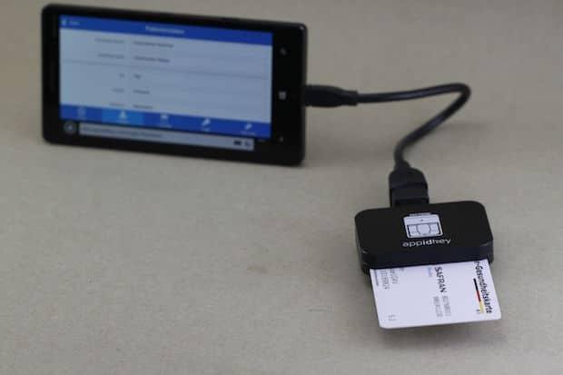 Photo of Die erste mobile Lösung zur Erfassung von Patienten-Daten