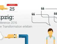 Digitale Transformation erleben