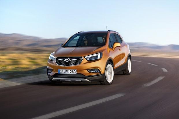 Bild von Der Abenteurer startet durch – der neue Opel Mokka X kommt