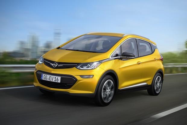 Bild von Das neue Elektroauto von Opel heißt Ampera-e