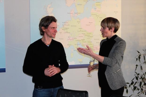 Bild von Rainbow International: Erster Franchise-Standort in Thüringen