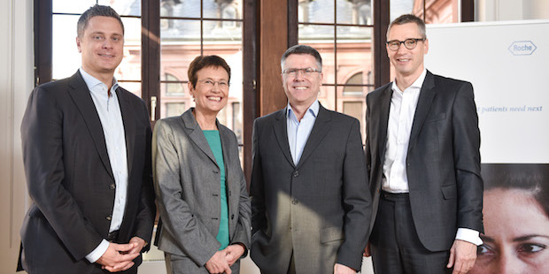 Bild von Roche wächst in Deutschland deutlich stärker als der Markt