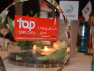 Schindler gehört zu den 20 besten Arbeitgebern