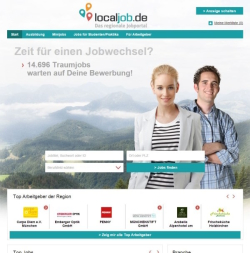 Quelle: Screenshot / localjob.de