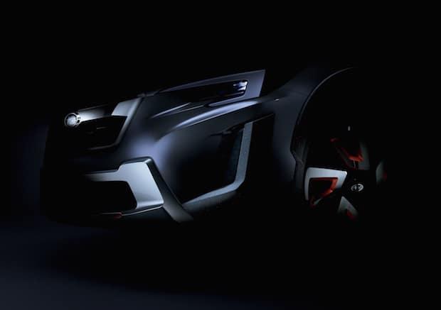 Photo of Weltpremiere für Subaru XV Concept auf dem Genfer Autosalon 2016