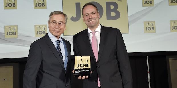 """Photo of Teambank AG zum vierten Mal """"Arbeitgeber des Jahres"""""""