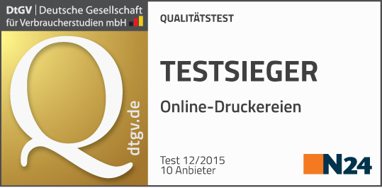 Bild von CEWE-PRINT.de erhält Bestnote für Produktqualität und Kundenservice