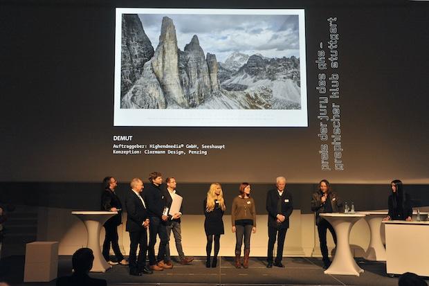 """Bild von Druckhaus Berlin-Mitte gewinnt """"gregor international calendar Award"""""""